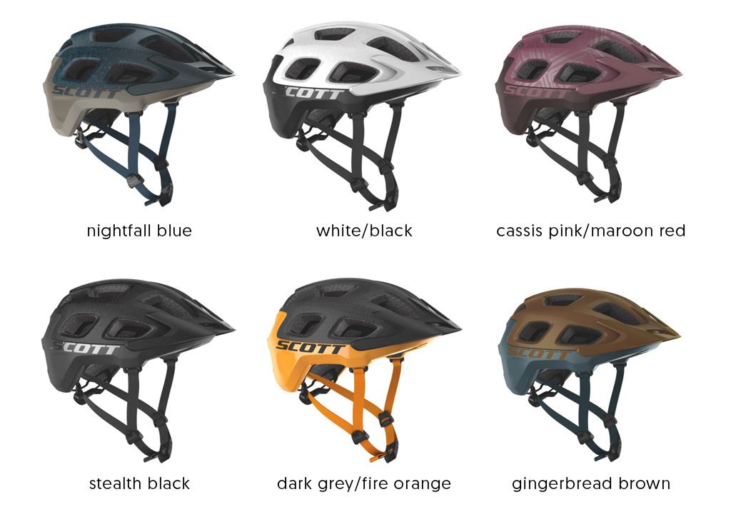 Farvevalg på hjelm